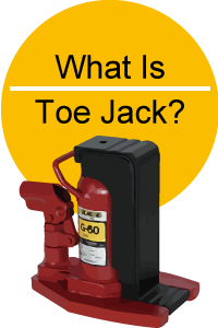 What Is Toe Jack?